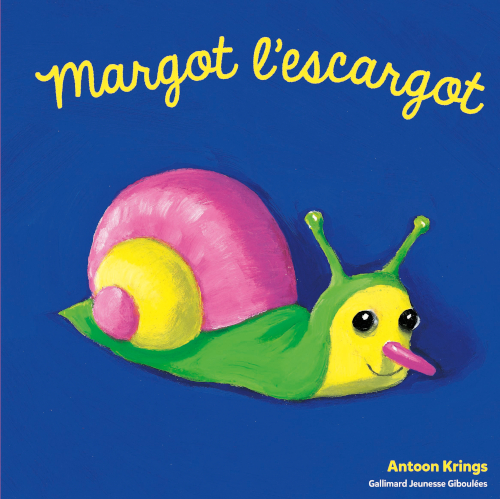 Antoon Krings, Margot L'Escargot