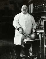 August Sander, Maitre Patissier