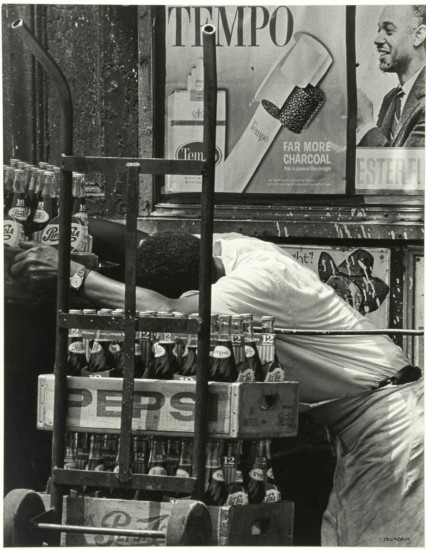 Roy Decarava - Pepsi