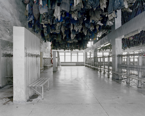 Darek Fortas Changing Rooms