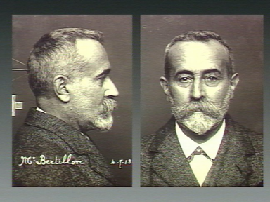 Portrait Anthropométrique de Bertillon