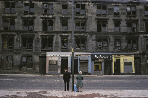 Raymond Depardon Glasgow, Écosse, 1980 © Raymond Depardon / Magnum Photos